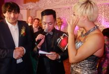 The Wedding of Budi & Christina by Mc ChokySaputra