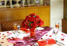 Special Dinner Proposal by Le Grandeur Mangga Dua Hotel
