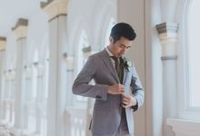 A Modern Whimsical Wedding - Styled shoot by Edit Suits Co.