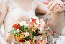 Pim and Name Seaside Wedding Celebrtaion by The Wedding Bliss Thailand