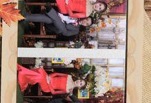 Jeffry & Selvia Wedding by PopKron! Photobooth