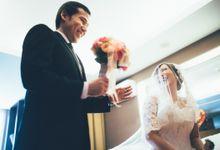 Tino & Rebecca by Antero Mahendra