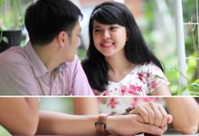 PreWedding | Ncex + Ken by EMPTYBOX