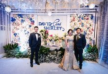 Wedding of David Cassidy & Shirley Tamin by THE PRIME Event Planner