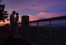 Pre-Wedding by Garuda Wisnu Kencana Cultural Park
