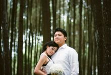 BTS Prewedding Photoshoot Andi & Ingrid by Lotus Cinema Indonesia