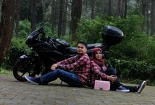 Prewedding Photo Shoot Tina dan Asep by studioChendra