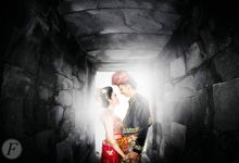 Prewedding Bojes by Faust Photography