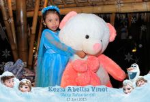 Kezia Abellia Vinot Birthday Party by Happy Moment Photobooth