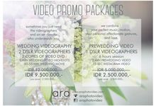 Promo Package by ARA photography & videography