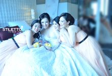 Wedding Biko & Indah by STILETTO PAGAR AYU