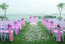 Solemnization & Sit-Down by Purple Sage Group Pte Ltd