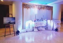 Wedding of  Adhi and Monica by Ohana Enterprise