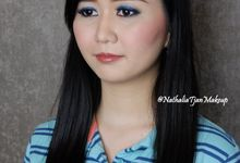 Party Makeup Ms Dea by Nathalia Tjan Makeup