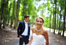 Postwedding A&S by Riborn Photography