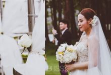 Luxury Wedding at Phulay Bay Ritz Carlton by BLISS Events & Weddings Thailand