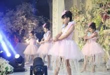 The Wedding of Junaidi and Aprilia by Wedmory Dancers