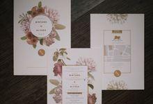 Bintang & Alyssa Wedding by Voir Pictures