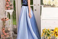 Prewedding Gown by LOTA by Laurencia Lolita