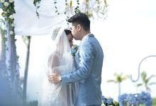 The Wedding of William & Fenny by Varawedding