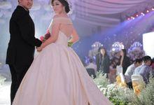 WEDDING OF MOCHTAR & MARGARET by Fairytale Organizer