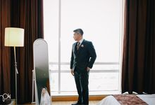 Rinaldi & Levina Wedding day by PhiPhotography