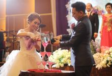 CHANDRY & ANJANI WEDDING by AHA