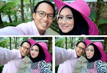 Prewedding Luvy & Lukman by RQ Photography