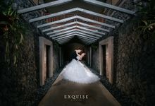 The Pre Wedding of Robby & Vera by Exquise Wedding