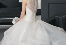 Wedding Gown by House of Luxury