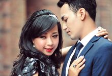 Attar + Nadia Prewedding Singapore by Picstory Photography