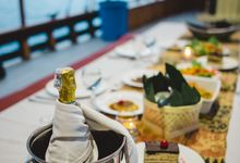 Wedding at Plataran Private Cruise by Plataran Indonesia