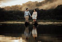 Irwin & Valerie Pre-wedding Session by JIWA Photography