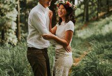 Meng & Amelia Prewedding Session by JIWA Photography