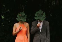 Bryan & Vanessa Prewedding Session by JIWA Photography