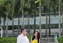 Yonathan & Yuanita Singapore Prewedding by Hope Portraiture
