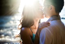 Andri & Jennyfer Engagement Session by Hope Portraiture