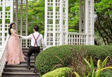 Rudy & Vero Singapore Prewedding by Hope Portraiture