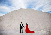 Stephen & Eka Belitung Prewedding Teaser by Hope Portraiture