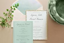 Ready-to-order collection by Caramel Paper Designs