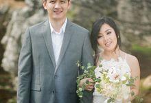 Erwin & Okta Pre-Wedding by ISEI