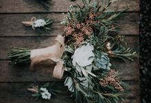 The Wedding of Daniel & Jessica by Kimi and Smith Pictures
