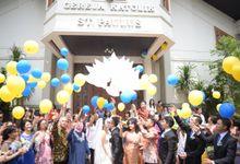 Wedding Yogia & Debrina,16 Oct 2016 by Forentrie Management ( Wedding Organizer & Music Entertainment )
