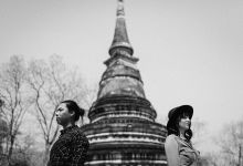 Adventurous Artistic Engagement Shoot in Chiang Mai Thailand by SideXSide Pictures