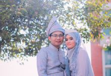 Danial & Rabiah Wedding by The.azpf