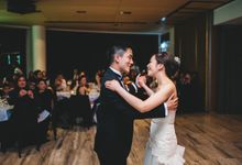 Winter Wedding in The City of Melbourne by FIRE, WOOD & EARTH