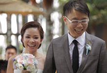 Lance & Rachel // wedding lunch // same day edit express highlight by Teck Kuan // 2013 by The Next Chapter Film
