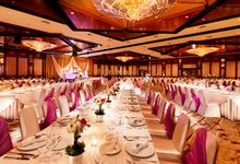 Weddings at Fairmont Singapore & Swissôtel The Stamford by Fairmont Singapore & Swissôtel The Stamford