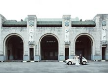 Railway Romance (Styled Shoot) by AndroidsinBoots