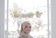 Raisa & Fadhlan Engagement by gardeniadiary